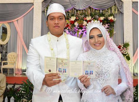 Surat izin sendiri sebenarnya merupakan surat pribadi. Memi Salsabila: Wedding Prep. 6: Mari Mengurus Surat Izin Menikah!