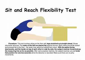 Fitness assessment tests description for students