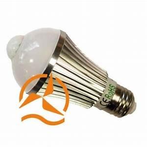 Ampoule Détecteur De Présence : ampoule spot leds r volutionnaire int grant un d tecteur ~ Edinachiropracticcenter.com Idées de Décoration