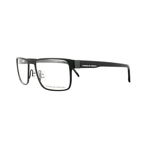 porsche design glasses frames p  black men ebay