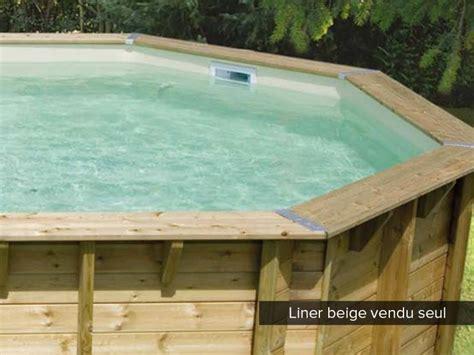 liner piscine en 8 liner piscine bois ubbink 233 a 8 x 5 x 1 4 m couleur au choix