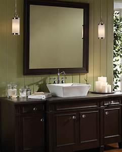 Bridgeport pendant bathroom vanity lighting by tech for Pendant lighting for bathroom vanity
