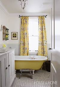 sarah richardson bathroom {Inspired By} Clawfoot Tubs - The Inspired Room