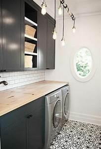 les 25 meilleures idees de la categorie cellier buanderie With meubles de rangement salon 1 1001 astuces comment amenager une cuisine en longueur