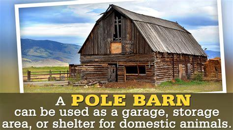 pole barns for how to build a pole barn