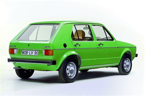 volkswagen golf 1980 vw remembers its first diesel powered golf we compare it