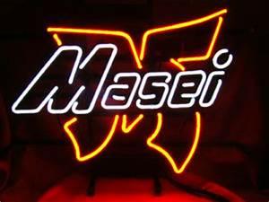 Wiki Neon Sign Blog Masei Helmet Motorcycle Store Neon