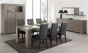 Hanna living room collection contemporain salle a for Salle a manger hanna but