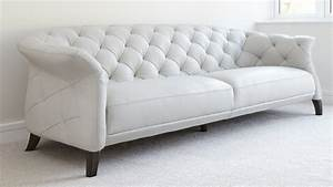 Chesterfield Sofa Modern : modern 3 seater leather chesterfield sofa uk ~ Indierocktalk.com Haus und Dekorationen