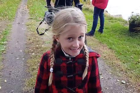 Young Girl Saga Finds 1 500 Year Old Sword In Swedish Lake