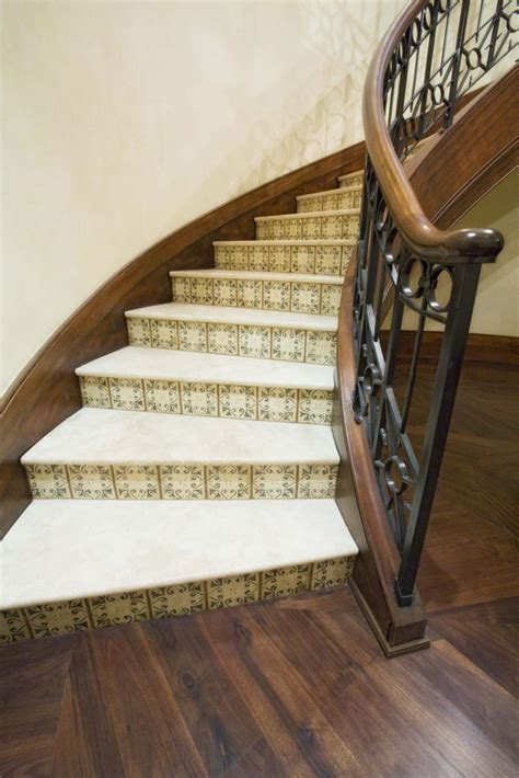 images  terracotta tile stair risers