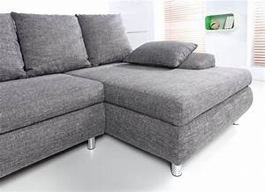 Canapé Convertible Tissu : photos canap en tissu convertible ~ Teatrodelosmanantiales.com Idées de Décoration