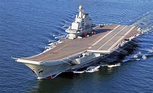 China's Second Aircraft Carrier to Have 'Military Focus ...