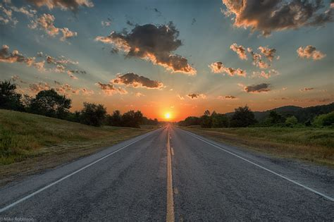 Oklahoma Morning Road  Tau Zero
