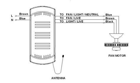 cableado ventilador de techo interruptor de velocidad con receptor rf buy cableado