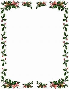 Christmas Borders And Frames   New Calendar Template Site