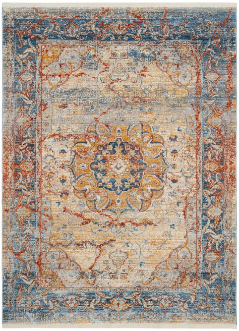 what does safavieh rug vtp435b vintage area rugs by safavieh
