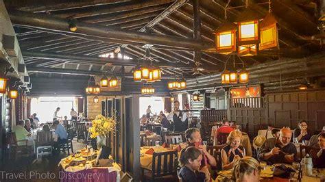 el tovar dining room reservation grand national park and unesco heritage site
