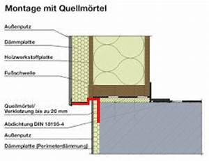 Osb Platten Abdichten : perimeterd mmung im sockelbereich ~ Lizthompson.info Haus und Dekorationen
