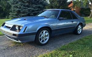 1986 Ford Mustang Gt 5