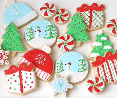 Find & download free graphic resources for christmas cookie. Christmas Cookies Galore!! - Glorious Treats