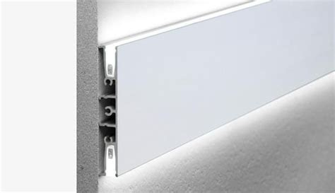 wall washer aluminium extrusion iguzzini lighting