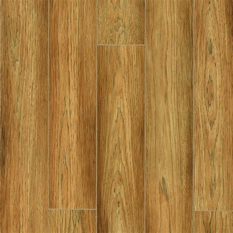 hickory wood shop pergo max embossed hickory wood planks sle madison at lowes com