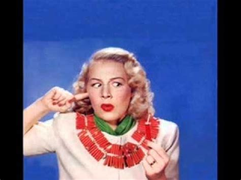 perry como a bushel and a peck 228 best betty hutton images on pinterest classic