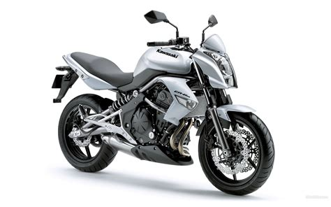 Er 6n Image by 2009 Kawasaki Er 6n Pics Specs And Information
