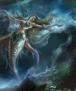 994 best Mermaids images on Pinterest | Mermaids, Merfolk ...
