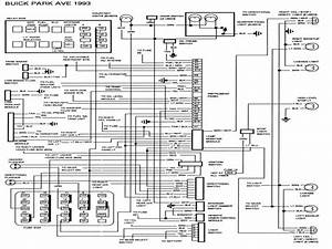 Wiring Diagram 2000 Buick Park Avenue