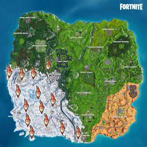 Chilly Gnomes Location For Fortnite Week 6 Challenges