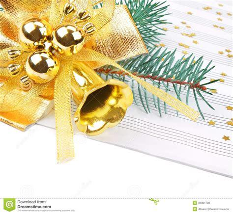 christmas decorations   sheet stock photo image