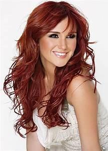 Dark Auburn Copper Neutral Bright Red Hair Color Your ...