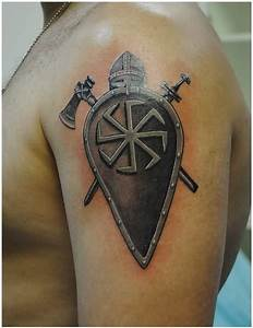 bb0a6ae7e Images of Sword And Shield Tattoo - #golfclub