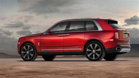 Immagini Interni Rolls Royce Cullinan Interni Prezzi Immagini Suv Di