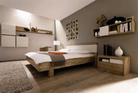 chambre grise et taupe déco chambre taupe et gris