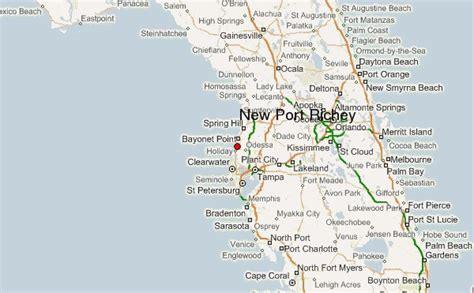 Port Richey Florida Map.New Port Richey Florida Map Poisk Po Kartinkam Red