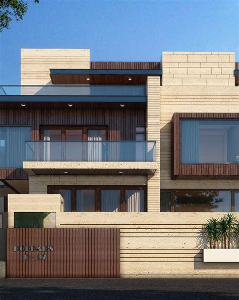 residence  jaipur house design modern house plans