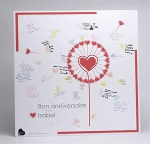 fleur a empreintes arbre a empreinte les mots sont des With affiche chambre bébé avec fleurs anniversaire de mariage