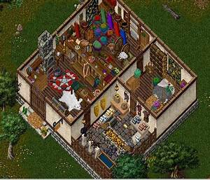 Ultima online house decorations - House decor