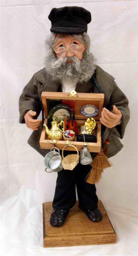 peddler character doll