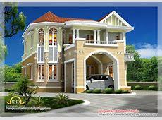 Beautiful House Elevation 2590 Sq Ft Kerala home