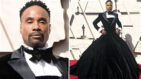 Billy Porter Christian Siriano Gown Shut Down The