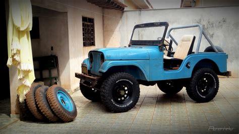 jeep willys 1958 cj5 restaura 231 227 o e prepara 231 227 o quot old school quot