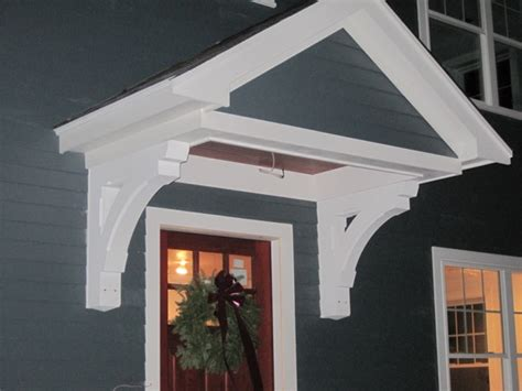Door Overhangs & Image Result For Outside House Trim With