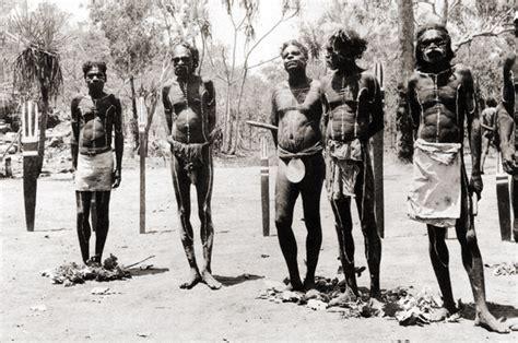 Aborigine Circumcision and Initiation Ceremony