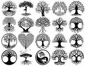 Tatouage Symbole Vie : tatouage arbre de vie unit de signification profonde et design attractif arbre de vie ~ Melissatoandfro.com Idées de Décoration