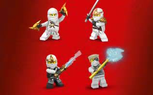 LEGO Ninjago Characters Zane