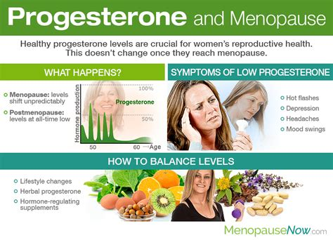 Progesterone and Menopause | Menopause Now